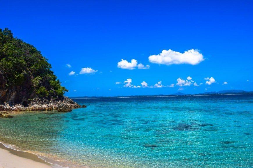 جزيرة كاباس في ماليزيا
