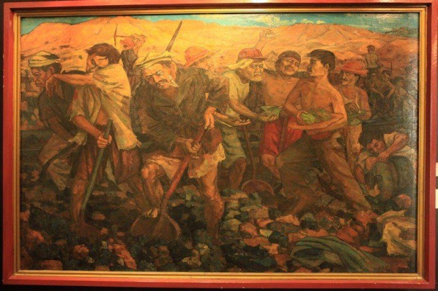 متحف الفنون الجميلة والسيراميك جاكرتا اندونيسيا