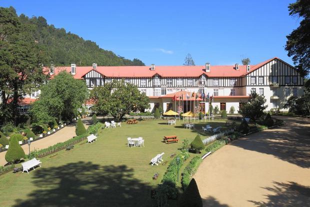 تقرير عن فندق جراند نوراليا سريلانكا