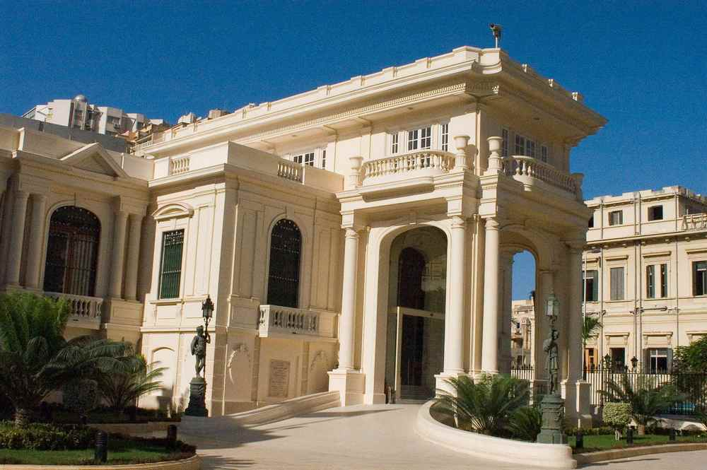 المتحف اليوناني الروماني مصر