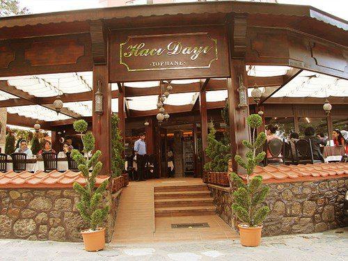 مطعم حجي دايه بورصة تركيا