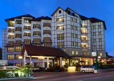 فندق دى لا فيرنس Hotel De' La Ferns