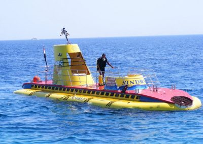 Sharm El Sheikh Submarine