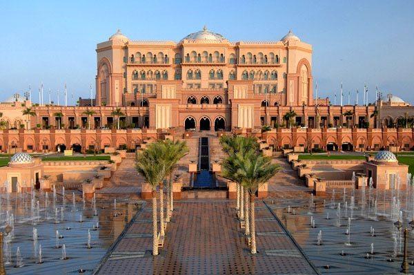أماكن سياحية في ابوظبي