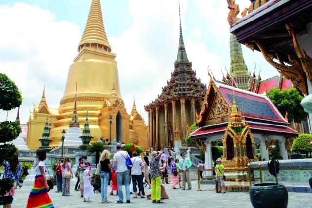 دليل السياحه في  القصر الكبير فى بانكوك تايلاند | السياحة فى القصر الكبير فى بانكوك