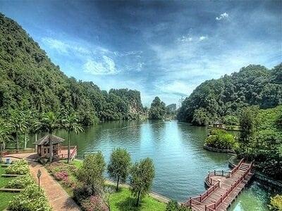 ولاية بيراك في ماليزيا
