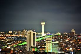 أنشطة في برج اتاكولي انقرة تركيا