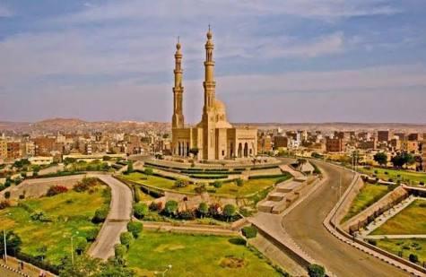 مسجد الطابية أسوان