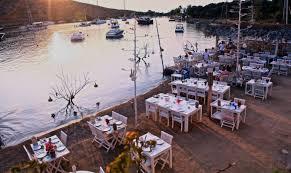 مطعم ميموزا بودروم في تركيا