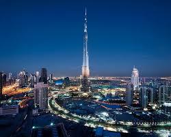 برج الخليفة في دبي