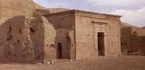 معبد دير المدينة