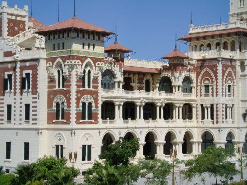 قصر المنتزة في الاسكندرية