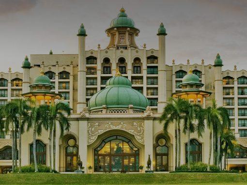 فندق الخيول الذهبية فى سيلانجور Palace of Golden Horses