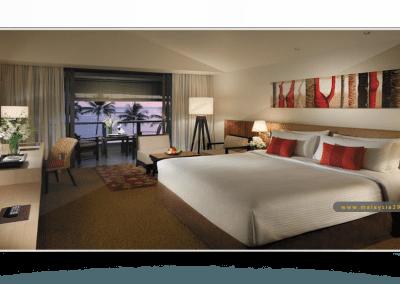 فندق شانجريلا تانجون أرو Shangri-la Tanjung Aru Sabah