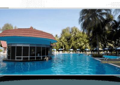 فندق باى فيو بيتش Bayview Beach Hotel Penang