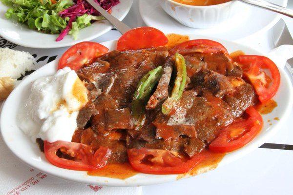 مطعم اسكندر كباب في بورصة تركيا
