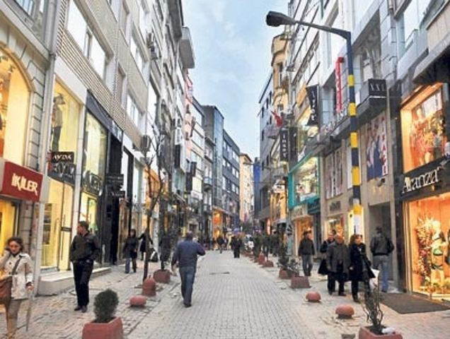 أشهر أسواق الجملة في اسطنبول