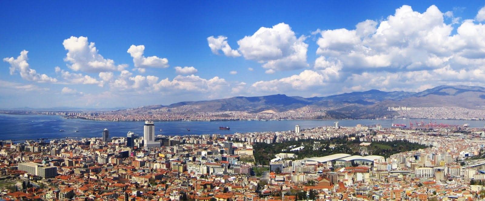 منتجع تشيشمي بتركيا