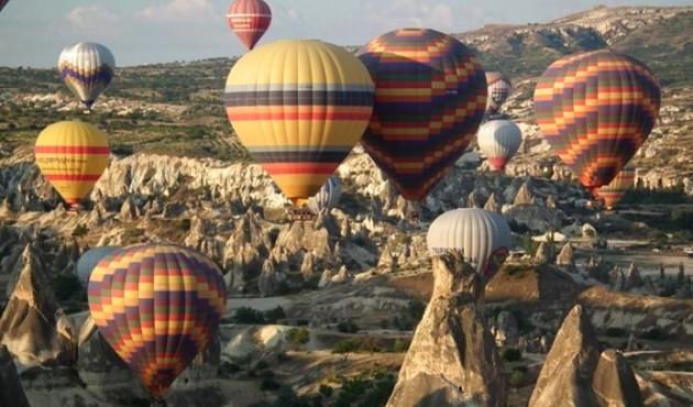 أهم المدن السياحية في تركيا