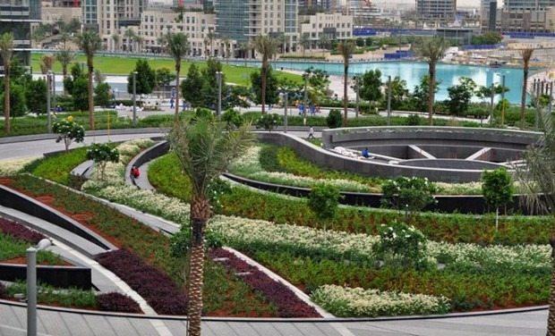 أنشطة في منتزه خليفة ابوظبي الامارات