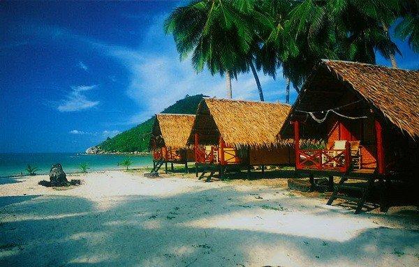 السياحة فى جزيرة Koh Phanganالمتميزه