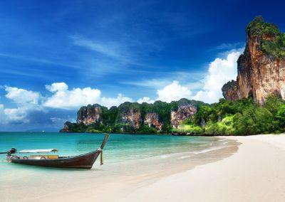 شواطئ تايلاند
