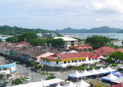 أفضل الانشطة السياحية فى مدينه كواه ماليزيا | السياحة فى مدينة كواه فى ماليزيا