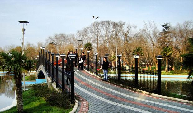 터키에서 가장 아름다운 증권 거래소 (bourse gardens)