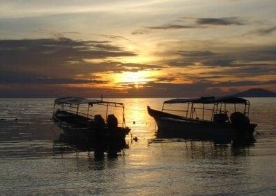اهم الانشطه في جزيرة لانج تينغا في ماليزيا