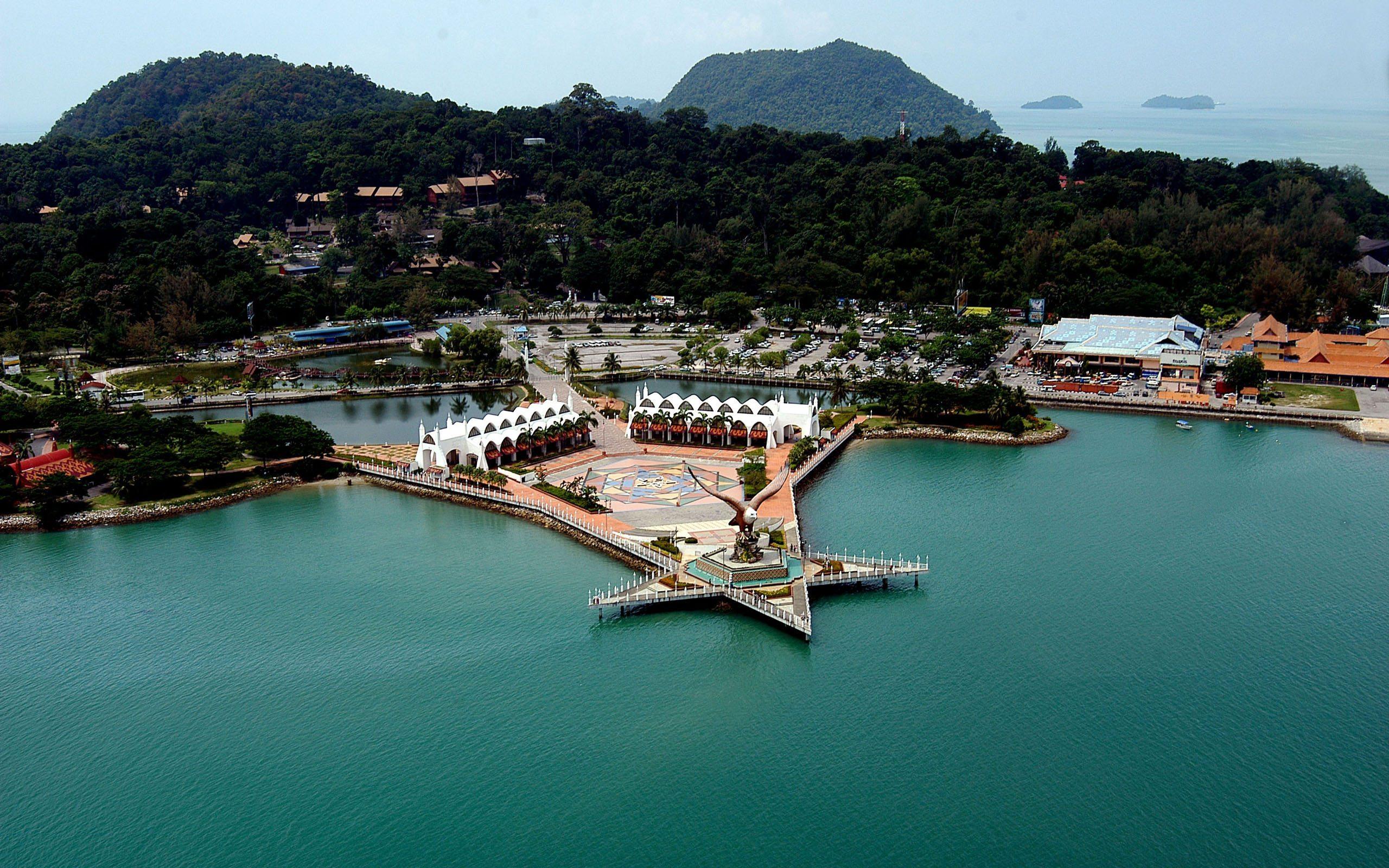 جزيرة العذراء الحامل في ماليزيا