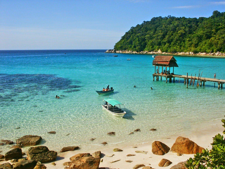 بهترین مکان های ماه عسل در مالزی