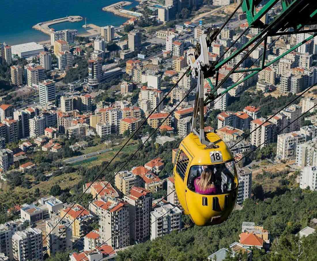 المعالم السياحية في بيروت