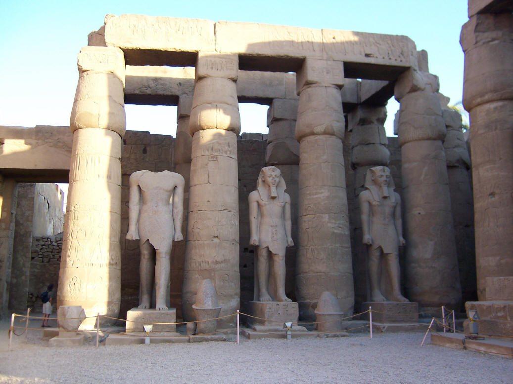 متحف الاقصر مصر