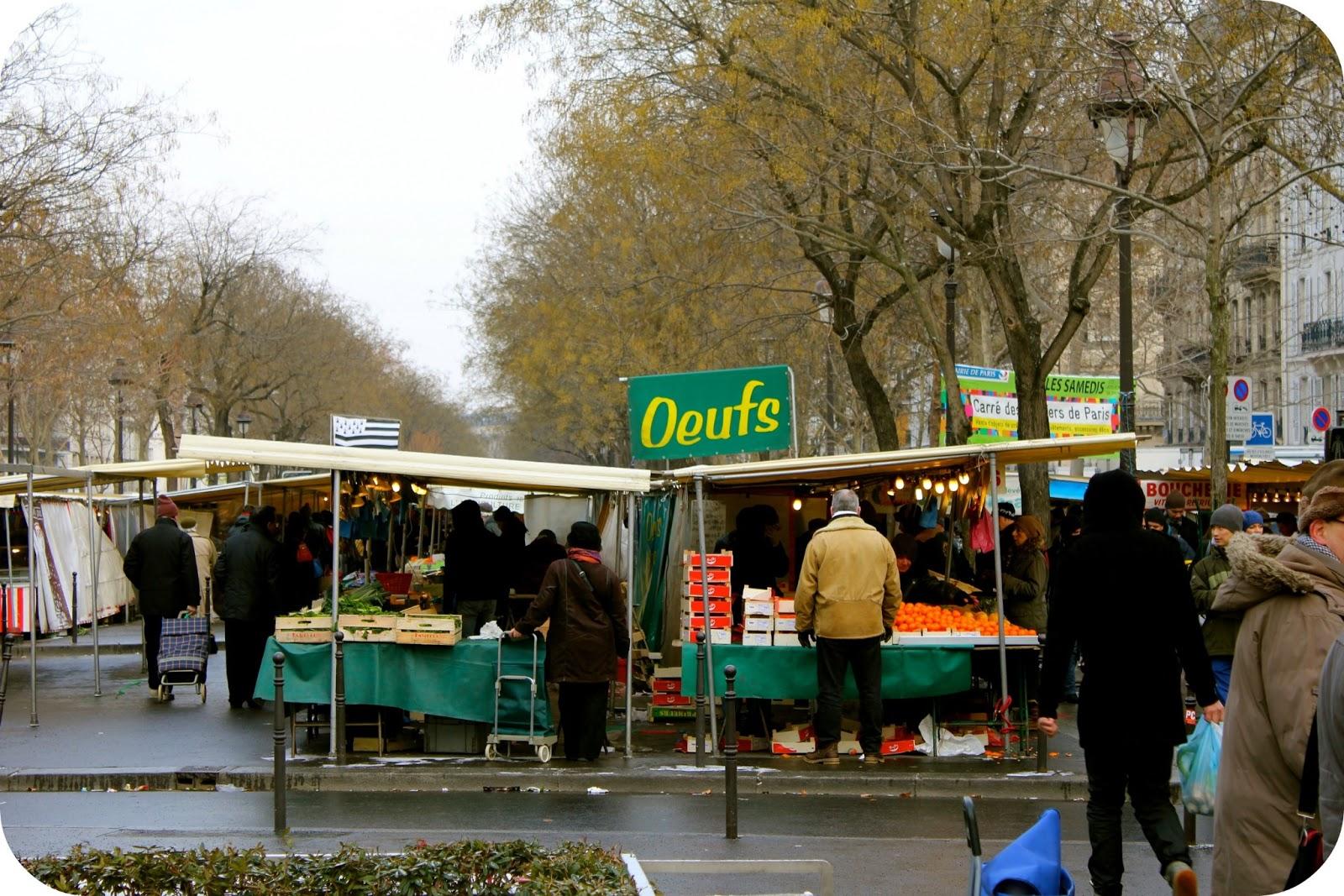 تعرف علي أرخص أسواق باريس