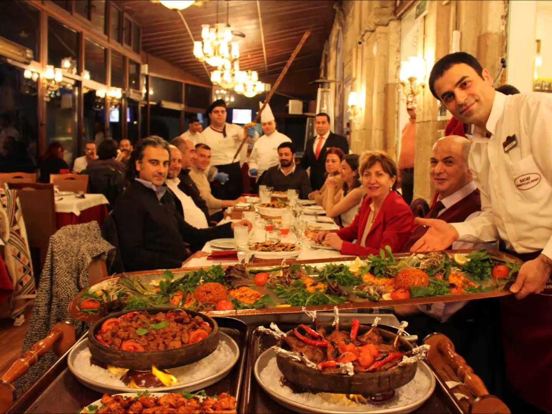 مطعم شيرفان سوفراسي أسطنبول تركيا