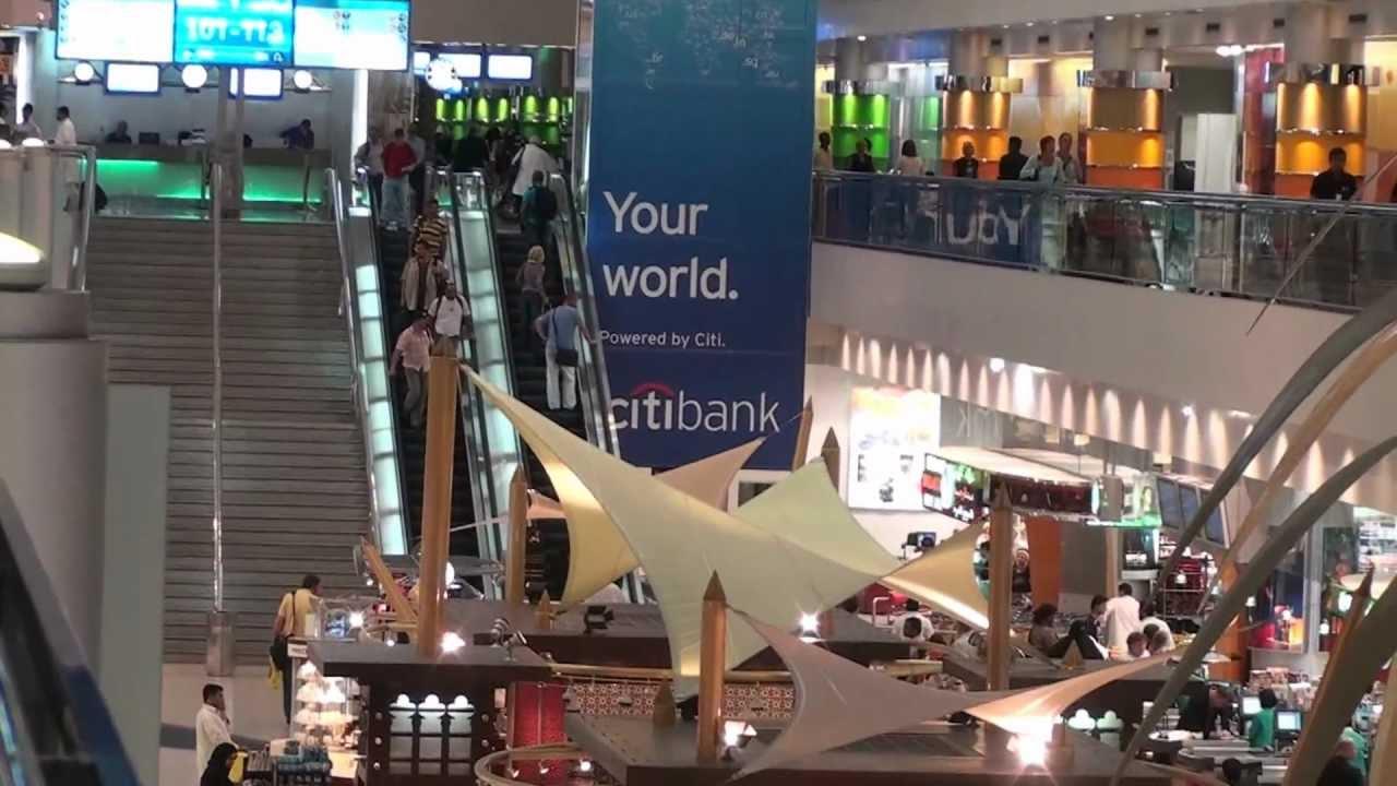 تقرير حول سوق نايف في دبي