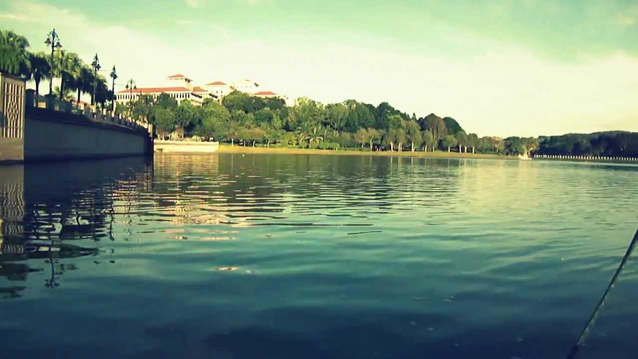 اهم الانشطة السياحية فى بحيرة بوتراجايا في سيلانجور فى ماليزيا الرائعه