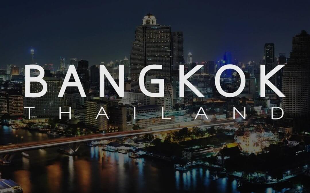 السياحة فى بانكوك