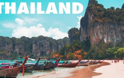 Top 10 Places of Interest in Thailand