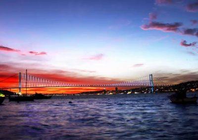 افضل 4 فنادق مع اطلاله رائعه فى اسطنبول