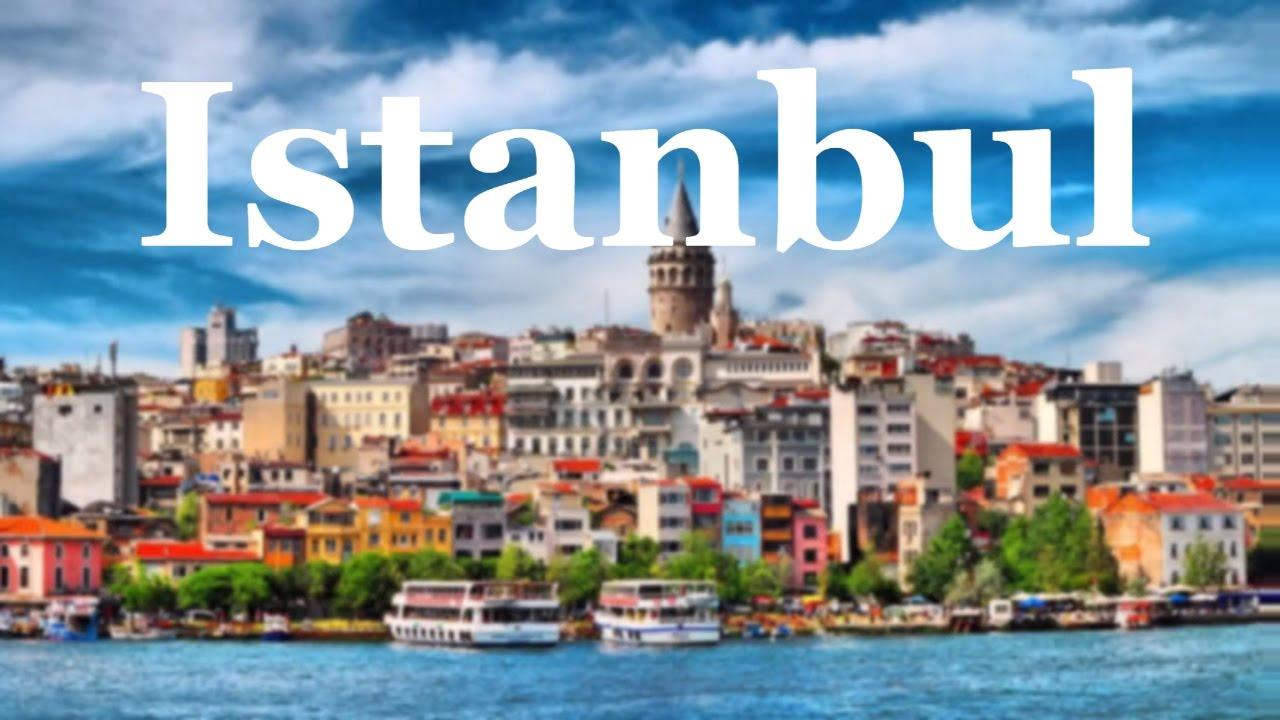 المعالم السياحيه فى مدينه اسطنبول