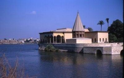 مقياس النيل في مصر