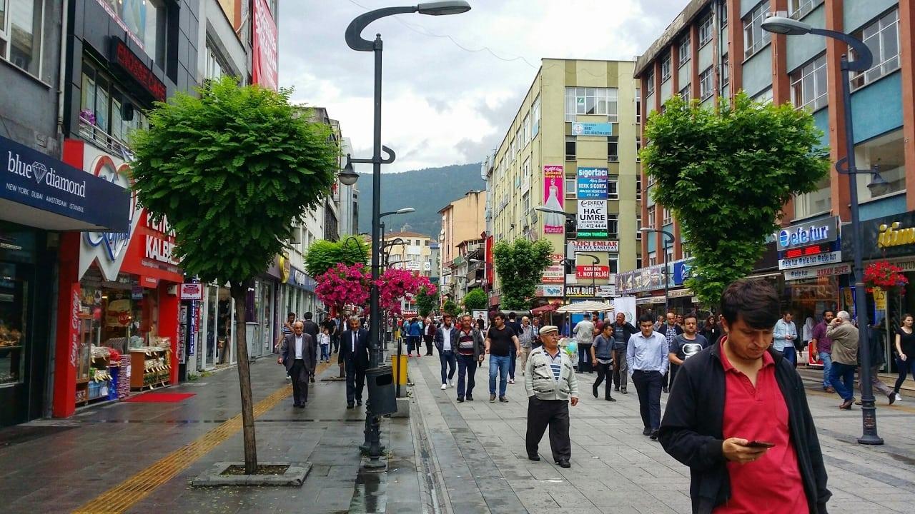 مدينه كارابوك تركيا