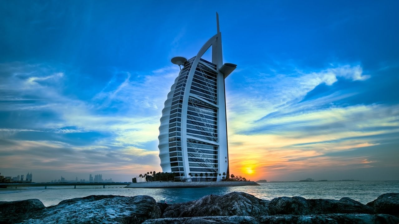 برج العرب دبى