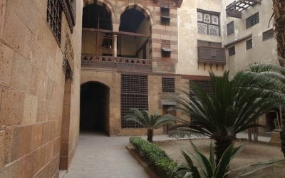 بيت السحيمي في القاهرة