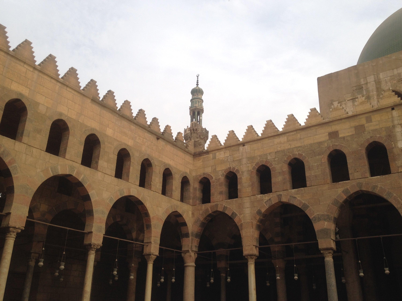 مسجد الناصر قلاون مصر