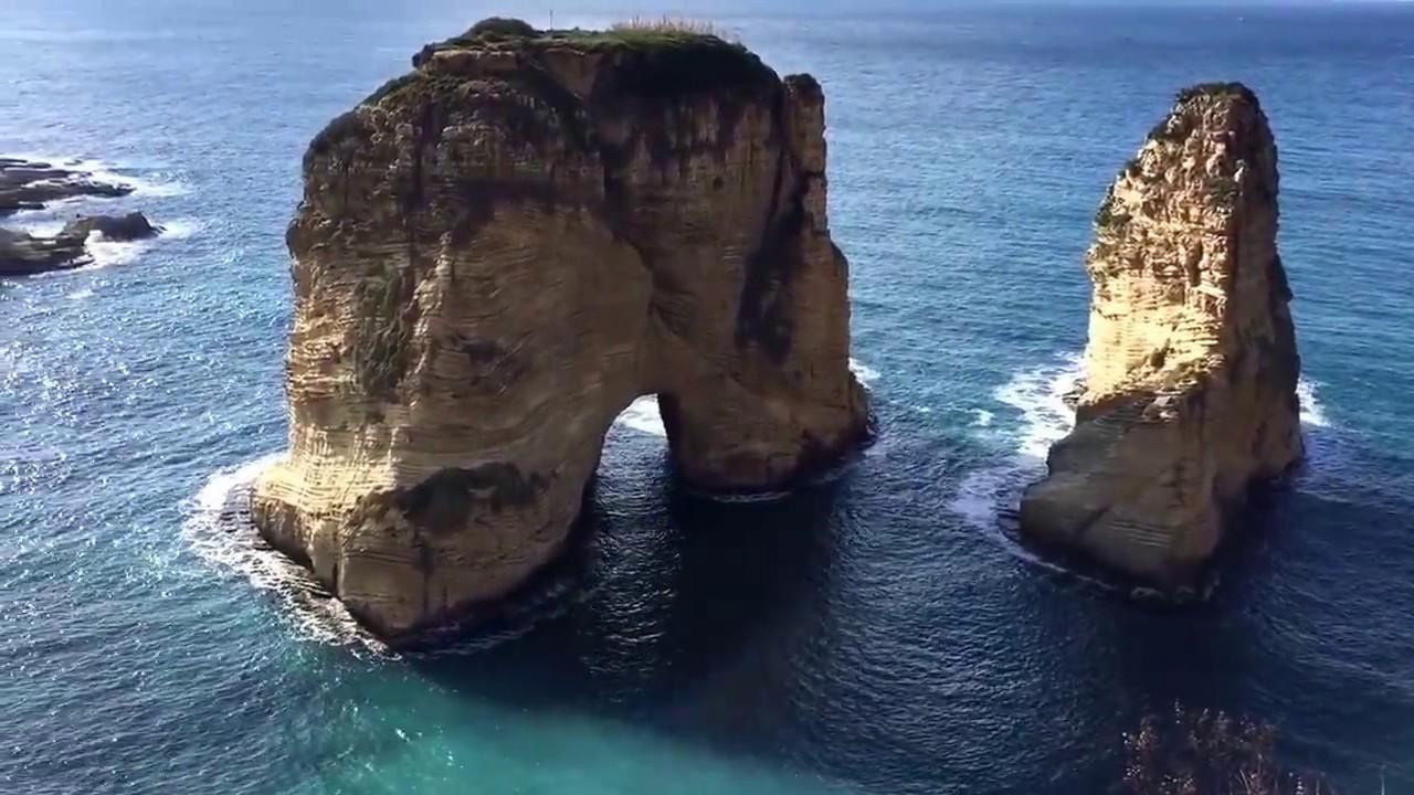 الروشة لبنان
