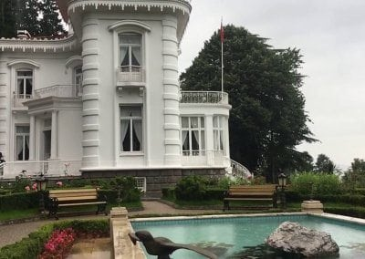 قصر أتاتورك في طرابزون