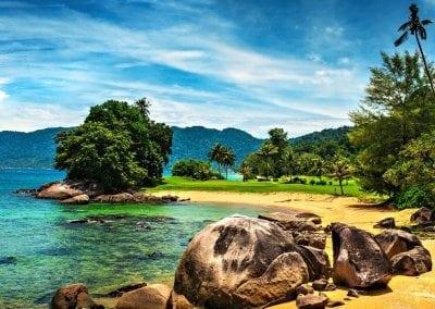 افضل الانشطة فى جزيره سنجار بيسار في ماليزيا | جزيرة سنجار بيسار ماليزيا