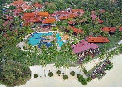 تقرير فندق بلانجى بيتش Meritus Pelangi Beach